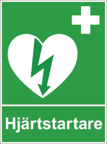Så ska skidåkarna hjärtsäkras under Årefjällsloppet
