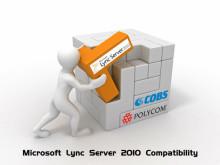 COBS CWS6000 - kompatibel med Microsoft Lync Server 2010