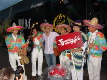 """Överraskande mexikansk födelsedag för Elfsborgs """"Taco-Anders"""""""