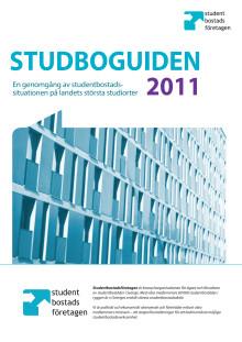 Studentbostadsguiden 2011