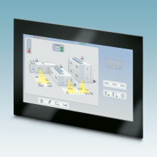 New range of Flat Panel Monitors -  Solutions for increased system availability