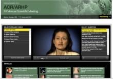Läkarnätverket MedUniverse publicerar höjdpunkter från ACR/ARHP 2010