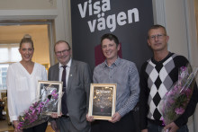 Svealands vinnare av CSR-priset Visa vägen från Stockholm och Eskilstuna