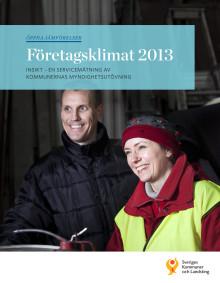 Öppna jämförelser 2012 SKL rapport