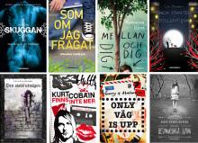 Höstens ungdomsböcker 2012 från Rabén & Sjögren