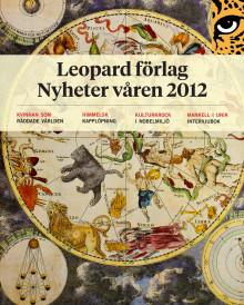 Leopard förlag vårens nyheter 2012