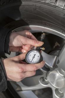 Slik gjør du: Kjør sikrere med  økt dekklevetid