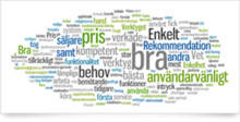 Textanalys – Analysera textsvar med Netigate