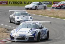 Andra halvlek för Ola Nilsson i debutsäsongen med Porsche