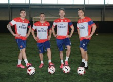 PUMA & ARSENAL CREATE WORLD'S FIRST LEFT FOOTED FOOTBALL