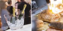 Vin, matglädje och inspiration på Mitt kök i Göteborg