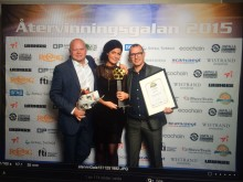 Eskilstuna vann pris för ReTuna Återbruksgalleria