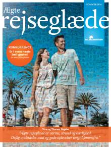 Falk Lauritsen Rejser spreder ægte rejseglæde i nyt magasin