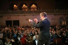 Välkommen till Good Morning 2011 - den interdisciplinära mötesplatsen