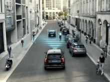 City Safety – Volvo Cars banbrytande teknik för att undvika krockar är standard i nya XC90