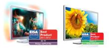 Philips voitti neljä EISA-palkintoa TV- ja äänilaitteiden innovaatioista