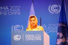 Klimaforhandlingene i gang i Doha