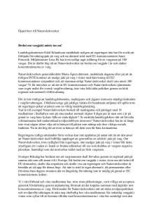 Öppet brev till Naturvårdsverket: Beslut om vargjakt måste tas nu!