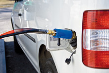 Den tredje tankstationen för biogas i Västerås öppnar