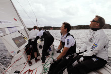 Stena hissar segel i Match Racing-VM – Berntsson Sailing Team blir Stena Sailing Team