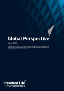 Global Perspective juni 2011: Ingen problemfri återhämtning