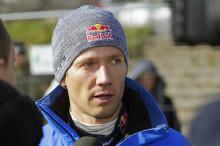 Tredje gången i rad för Ogier i Rally Monte Carlo