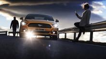 Täysin uusi Ford Mustang on nyt tilattavissa Suomessa