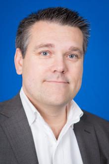 Niclas Bohlin, ny chef för affärsområde Fastighet på Dahl Sverige AB