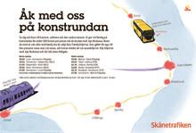 Skånetrafiken erbjuder fler bussturer och temabussar i påsk