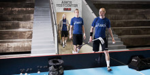 ASICS 'premium' Floorball fodtøj lanceret i efteråret 2011