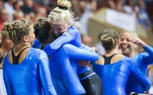 Fortsatt tillväxt för gymnastiken - truppgymnastik i topp