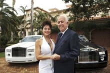 Million-dollar mansion won by real estate mavens