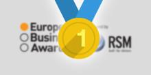 Samhall är Europas mest hållbara företag!