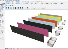 French manufacturer HI-MACS® – Launches products as BIM objects