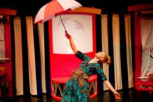 Lyckans galoscher - familjeföreställning från 4 år på Lilla Teatern i Lund