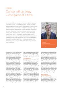 Professor Hans Wadenvik: Myelom – pristagare på ASCO och ny evidensbaserad vägledning för behandling