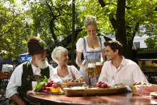 Traditionella evenemang stimulerar incomingturismen i Tysklands alla regioner