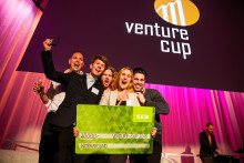 Nästa Airbnb för arbetsplatser vinnare i stor entreprenörstävling