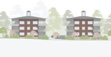 Nya stadsvillor i Järfälla och Stäket byggs av Kärnhem