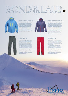 Vinterns skalplagg Rond och Laub från Tierra - aktuell annons