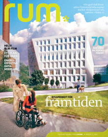 Rum nummer 2 2014 - Byggprojekt för framtidens vård