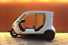 Climate Solver 2013: Ultralätt elbil och smart teknik för solpaneler och geoenergi prisas