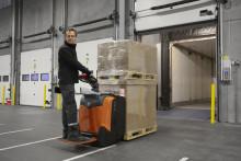 Toyota introducerer Ny BT Levio P-serie i Europa, en effektiv og højtydende palletruck