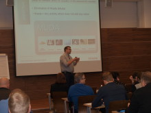 Toyota Material Handling Finland Oy-Toyotan Lean-seminaari keräsi runsaasti osanottajia
