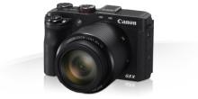 Canon lanserer PowerShot G3 X –  kraftpakke med superzoom