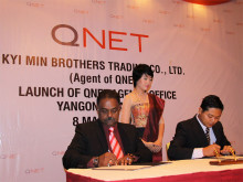 Direct selling company enters Myanmar