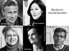 Nordiska författare diskuterar det fria ordet under Sigtuna Litteraturfestival
