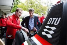Prins Joachim sendte årets Eco-marathon hold godt på vej