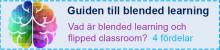 Ny guide om blended learning - whitepaper för kostnadsfri nedladdning
