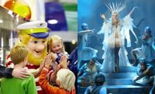 Nye underholdningshow for barna i sommer